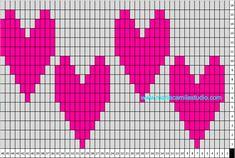 Tapestry Crochet Patterns, Crochet Amigurumi Free Patterns, C2c Crochet, Crochet Diagram, Crochet Chart, Crochet Wallet, Crochet Purses, Mochila Crochet, Crochet Projects