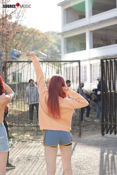"""Gfriend """"Time for the moon night"""" MV Behind Gfriend Profile, Baby Jessica, Sinb Gfriend, My Wife Is, G Friend, Queen B, Sehun, Girl Crushes, Mini Albums"""