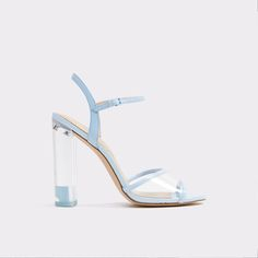 83ec2ed8496 Aldo · Camylla Light Blue Heels