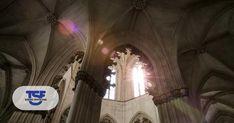 Há centenas de anos o Mosteiro da Batalha já foi colorido