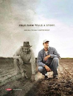 Your farm tells a story.