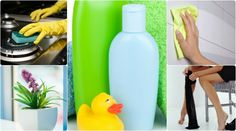 9 usos do shampoo de bebê na limpeza da casa que você nunca imaginou