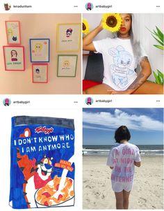 Grace Miceli work on Instagram