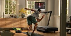 Peloton® Tread | Total-Body Training Streamed Live & On-Demand Fitness Brand, You Fitness, Physical Fitness, Fitness Bike, Best Cardio Machine, Cardio Machines, Peloton Bike, Ways To Stay Healthy, Body Training