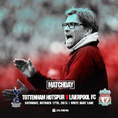 It's matchday again and Jürgen Klopp's first game in charge!  Predictions? #LFC by lfc.photos