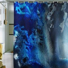 DENY Designs Madart Midnight 1 Shower Curtain, 69-Inch by 72-Inch by DENY Designs, http://www.amazon.com/dp/B006DKO98A/ref=cm_sw_r_pi_dp_lSQqrb10R35VW