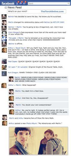 This is pretty hilarious!!!  LOVE the Colin Morgan line! lol so true! hahaha