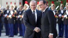 Hollande to Putin : Attack ISIS and Only ISIS