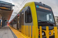 Expo Line - Santa Monica now open for service....