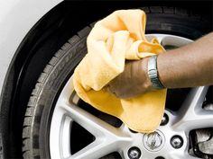 Cleaning and waxing are the most basic maintenance tasks for a car owner. But doing it right takes expertise. Make the finish on the exterior and interior last as long as the mechanicals with these pro cleaning tips. Car Cleaning Hacks, Car Hacks, Interior Car Wash, Interior Office, Interior Barn Door Hardware, Interior Doors, Clean Your Car, Interior Design Tips, Luxury Interior