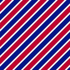 Americana - Stripes fabric by lavaguy on Spoonflower - custom fabric