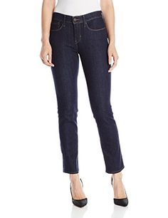 Levi's Women's 525 Perfect Waist Straight Leg Jean -- Check out this great image @ http://www.amazon.com/gp/product/B0030IMZ3Y/?tag=passion4fashion003e-20&st=220716163927