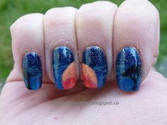 Lacquer or Leave Her!: NOTD: Inspiration Summer Sunrise
