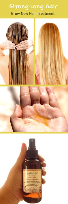 Grow New Hair Solutions. Ultra-concentrated. Use if you are experiencing slow hair growth, loss, thin, weak, unhealthy dry brittle hair. Gentle, non-irritating formula. Fast absorbed ingredients that works wonders on your hair.