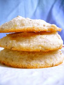 The Daily Dietribe: Home For The Holidays: Cream Cheese Cookies (Gluten-Free, Soy-Free, Vegan) Plus 3 Book Giveaways
