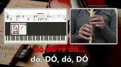 Budapest - George Ezra - Karaoke para flauta com pauta e posições das notas + cifra para guitarra e guião gráfico para piano.