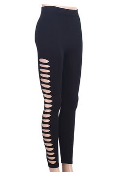 Leggings Cut Out Sides