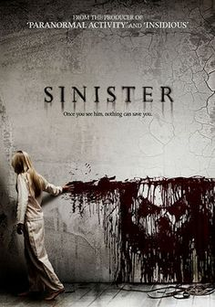 Sinister. Never jumped so much in a cinema!! Turn up the volume and prepare to be scared