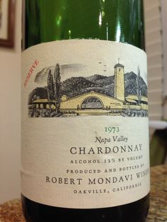 Amazing freshness and savoury deliciousness in this 41 year old Napa Chardonnay; gorgeous down to the last sip #wine