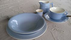 Blå Grete Figgjo Serving Bowls, Tableware, Bowls, Dinnerware, Serving Dishes, Dishes, Serveware