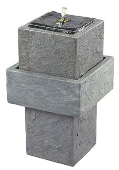 A wonderful solar powered waterfall lfountain is great in any exterior space. Visit our site at http://www.waterfeaturesupply.com/waterwalls/solar-water-features.html to get all the details about this solar powered waterfall lfountain.