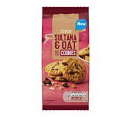 All butter cookies with sultanas and oats. All butter cookies with sultanas and oats. Dog Food Recipes, Biscuits, Cereal, Oatmeal, Sweets, Cookies, Breakfast, Crack Crackers, The Oatmeal