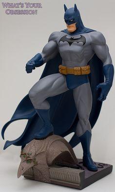 DC Direct Batman Jim Lee Statue
