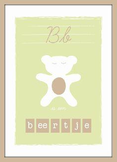 Poster B is een Beertje