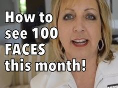 EXTRAORDINARY: How to see 100 FACES this MONTH!! - YouTube Selling Mary Kay, Mary Kay Party, Mary Kay Cosmetics, Beauty Consultant, Mary Kay Makeup, Make Up, Face, Youtube, Success