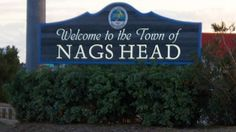 Nags Head North Carolina is one of the more interesting spots on the North Carolina Outer Banks.