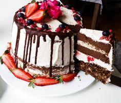 Low Carb Recipes, Tiramisu, Birthday Cake, Ethnic Recipes, Desserts, Food, Food Cakes, Low Carb, Tailgate Desserts