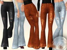 winnie017's 70's Flared Jeans