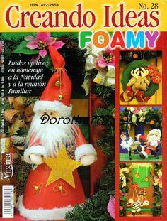 Foto: Christmas Books, Christmas Ornaments, Cross Stitch Books, Halloween, Diy And Crafts, Carving, Holiday Decor, Creando Ideas, Free Books