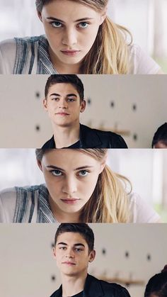 ✩ Check out this list of creative present ideas for people who are into cycling Movie Shots, I Movie, Movie Couples, Cute Couples, After Fanfiction, Crush Movie, Anna Todd, Fangirl, Hardin Scott