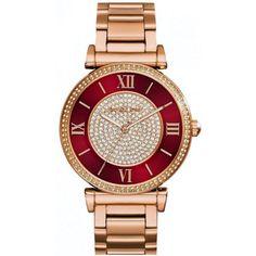 Reloj Michael Kors MK3377 Caitlin http://relojdemarca.com/producto/reloj-michael-kors-mk3377-caitlin/