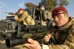 The airborne infantry element of 16 Air Assault Brigade.it provides the capability to deploy an infantry force at short notice, in the most demanding circums. Military News, Military Photos, Military Police, Military Weapons, Military History, Military Art, Military Uniforms, Weapons Guns, Military Style