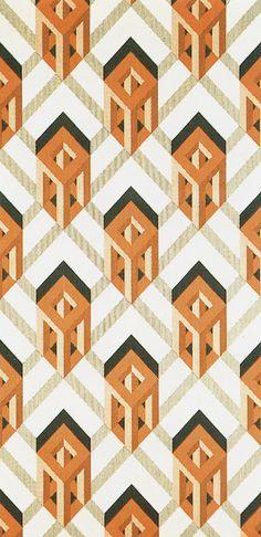 Oswald Mathias Ungers, Carpet Design, for Vorwerk