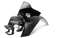Tecnoneo: Whaletone actualiza su piano de diseño escultural con la más reciente tecnología de procesamiento de sonido