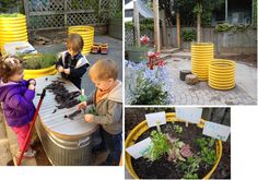 'Outdoor Classroom' in Old Town | Design Dose