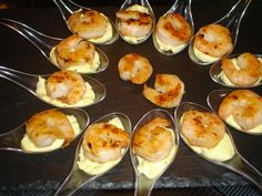 Shrimp Appetizers, Appetizer Recipes, Curry Mayonnaise Recipe, Pepper Shrimp, Organic Maple Syrup, Le Curry, Recipe Ratings, Coconut Shrimp, Curry Powder