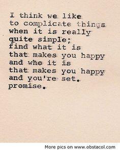 simple