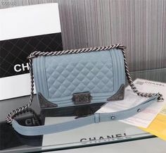 30c771050f6 Chanel Boy Bag Nik10 · N. Savage Inc · Online Store Powered by Storenvy  Chanel