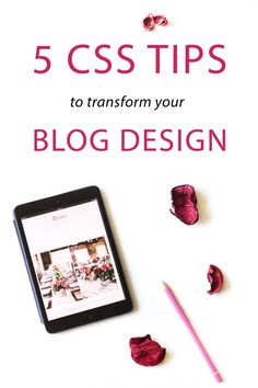 Want to give your blog a makeover? These 5 simple CSS Tricks will Transform The Look Of Your Blog - try them out!