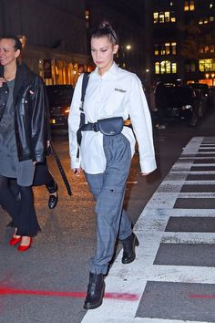 Bella Hadid's Best Red Carpet and Street Style Looks