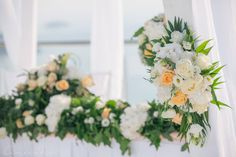 Floral is the most romantic and commonest way to decorate your wedding! Our expert florists arrange for beautiful floral decorations for all events like wedding ceremony, venue, restaurant and more. Check our website galleries to see more for your inspiration!
