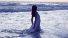 """The sea foam, the waves and a beautiful girl in it! Dream images on Martin Klem's music """"Peaceful piano"""" . Dream Images, Sea Foam, Piano, Beautiful, Pianos"""