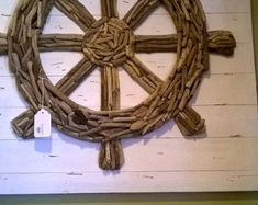 Ship wheel nursery | Etsy Vintage Nautical Decor, Nautical Nursery Decor, Nursery Wall Decor, Boat Decor, Beach House Decor, Nautical Home Decorating, Navy Blue Nursery, Pirate Decor, Wooden Initials