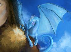 Shoulder Dragon
