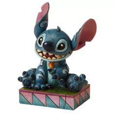 Jim Shore Disney Traditions - Stitch Ohana Means Family Lilo & Stitch figurine 4016555 Hades Disney, Walt Disney, Disney Home, Disney Pixar, Disney Monsters, Disney Characters, Disney Travel, Disney Villains, Disney Art