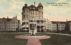 Topeka State Hospital - Topeka, Kansas